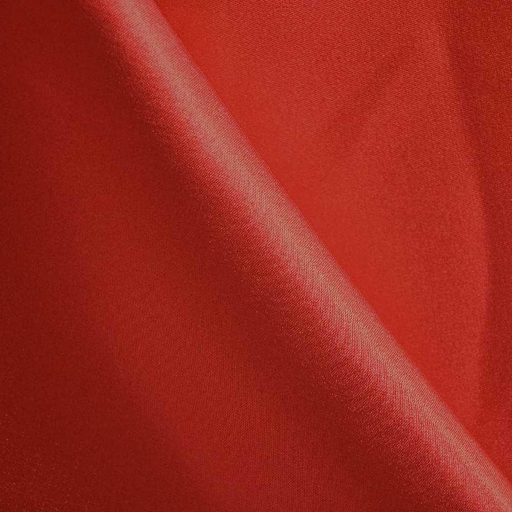58STR/SATIN / RED 8393 / 96% Poly 4%Span Charmuse