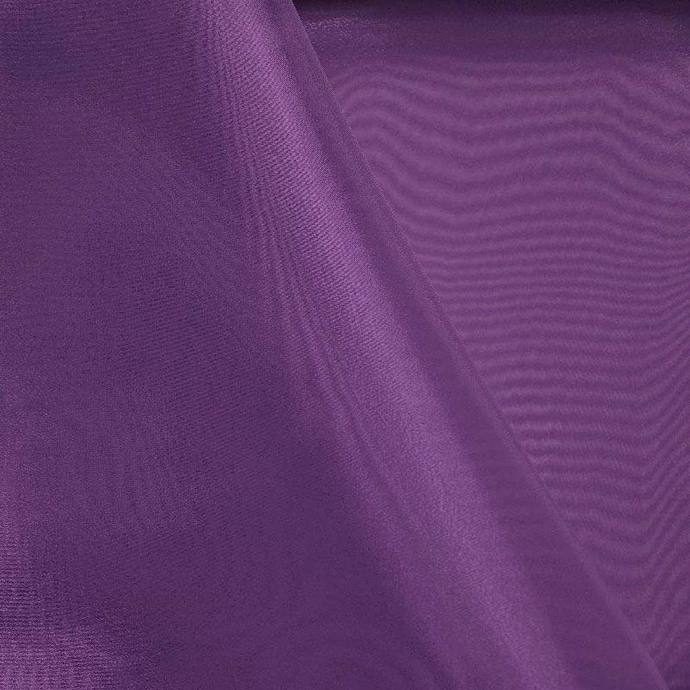 101 CRYSTAL / MAGENTA 592 / 100% Polyester Crystal Organdy