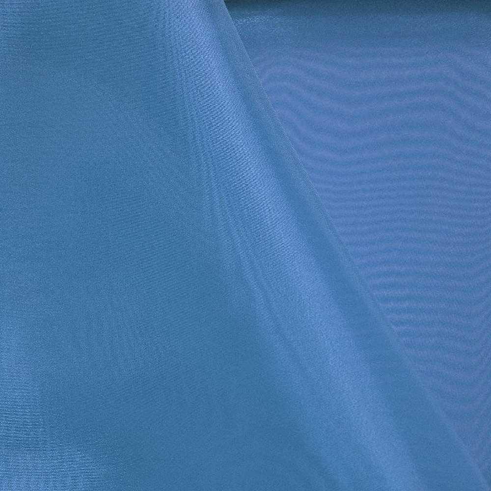 101 CRYSTAL / LAGOON 205 / 100% Polyester Crystal Organdy