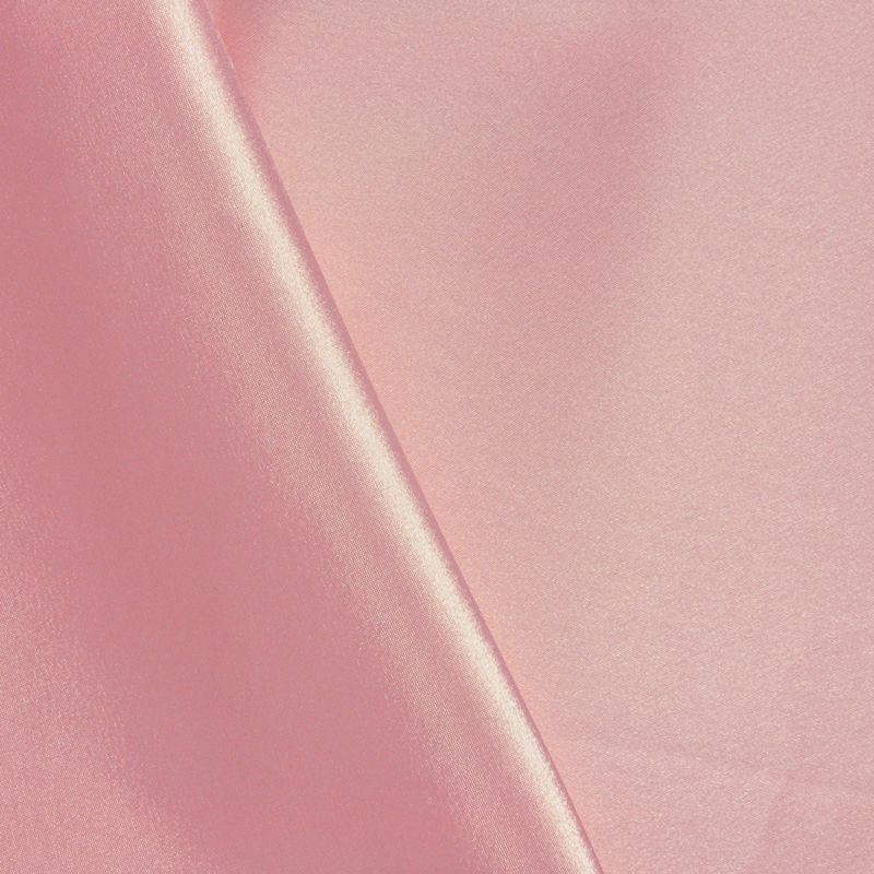 CHA6150 / D/PINK 162 / 100% Polyester Charmeuse [KOREA]