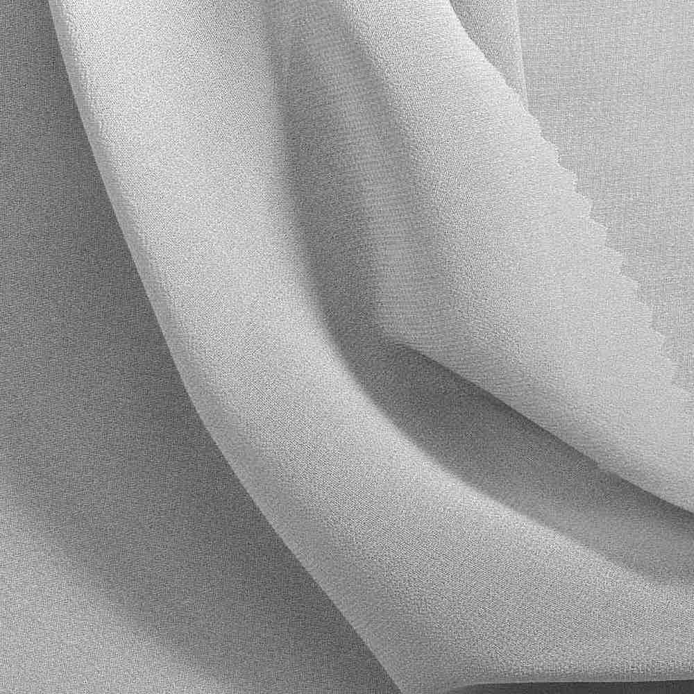 MULTI-HI / SILVER 0065 / 100% Polyester Hi-Multi Chiffon