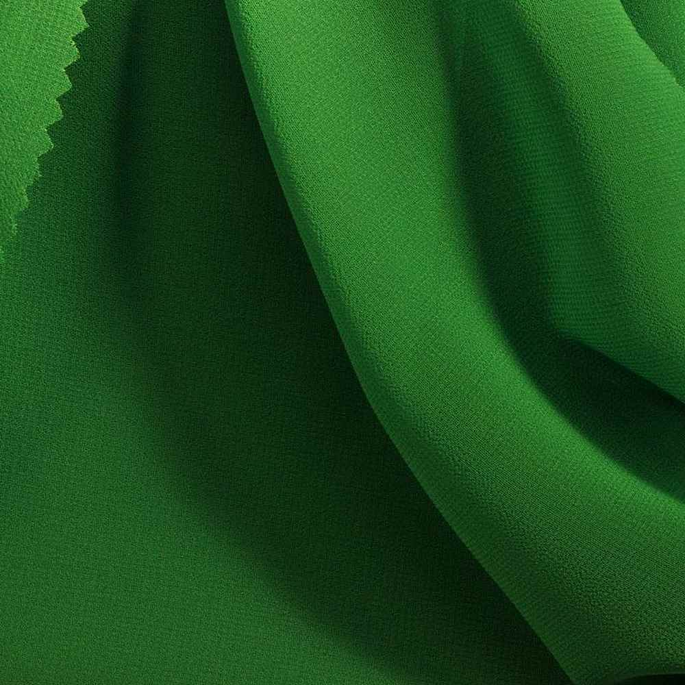 MULTI-HI / GREEN 1875 / 100% Polyester Hi-Multi Chiffon
