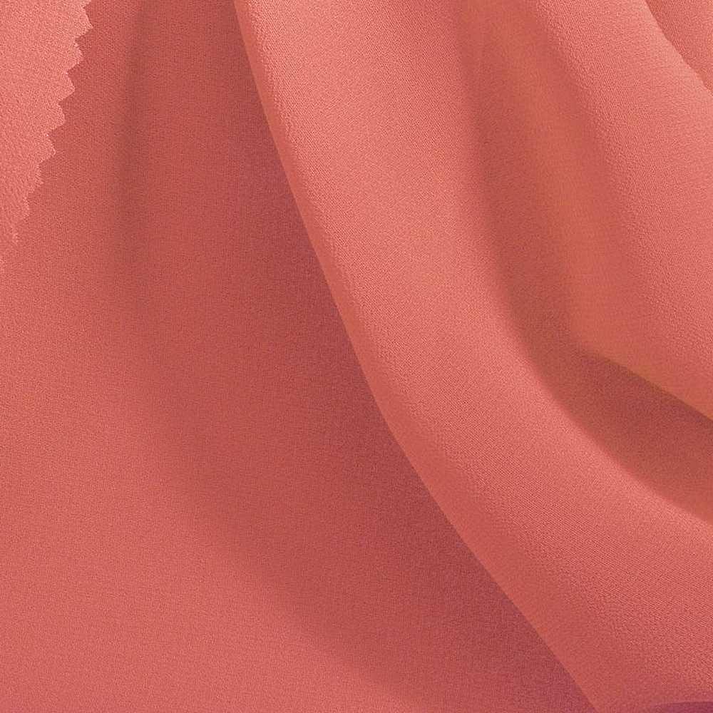 MULTI-HI / CORAL 1203 / 100% Polyester Hi-Multi Chiffon