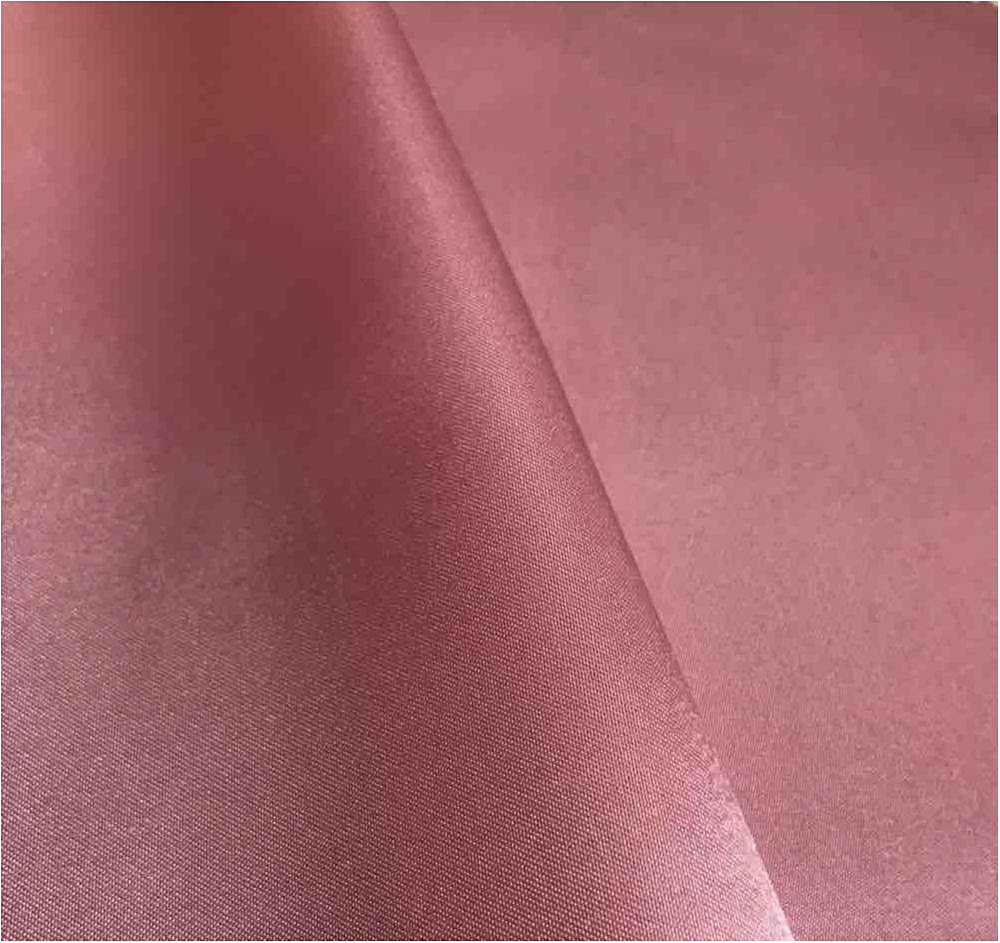 CRM / ROSE 317 / 100% Polyester Charmeuse