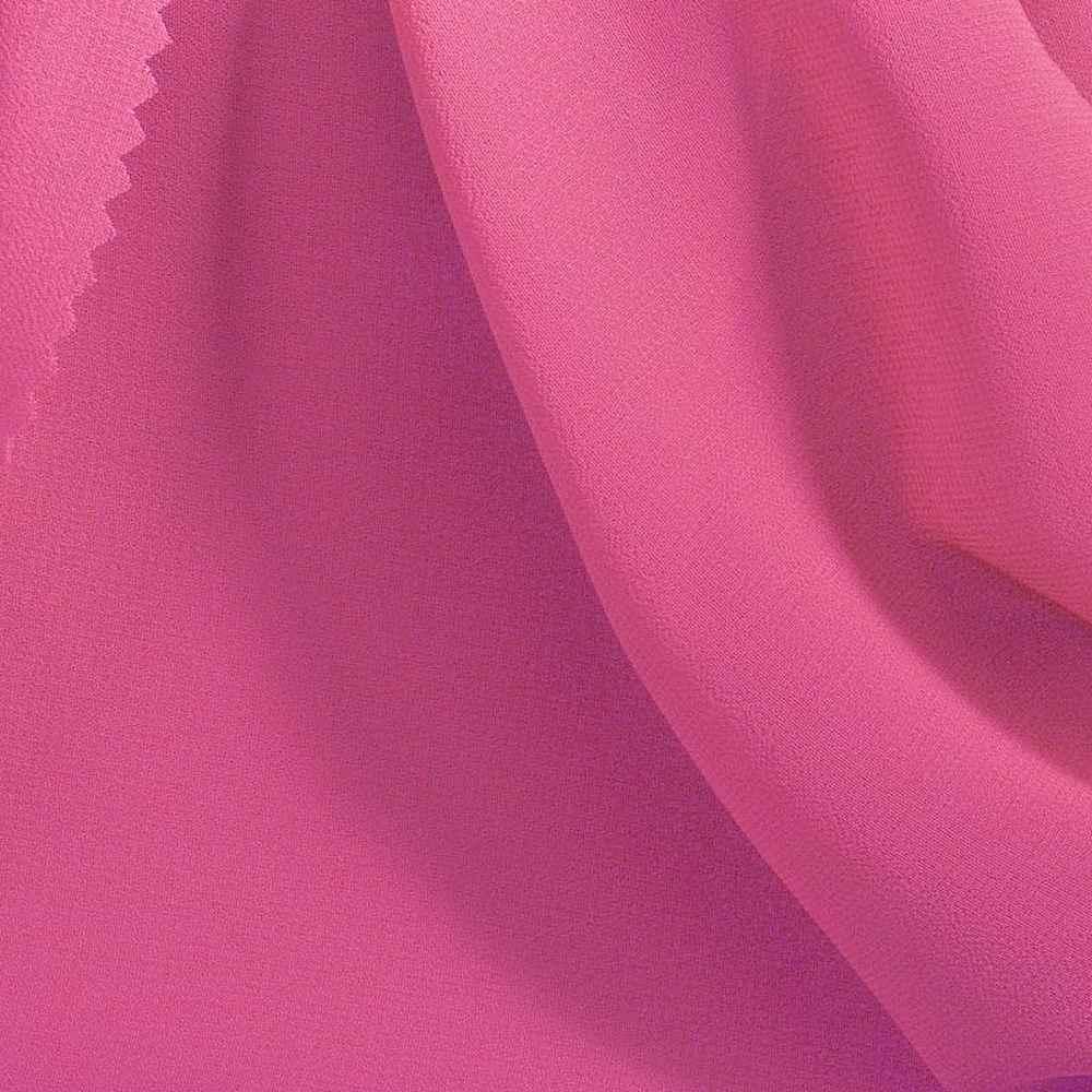 MULTI-HI / BUBBLE/PINK 5500 / 100% Polyester Hi-Multi Chiffon