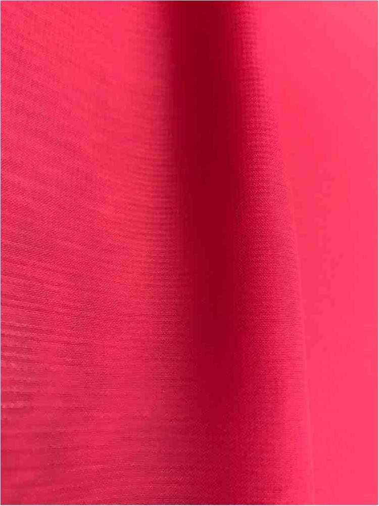 MULTI-HI / RED/LIPSTCK1193 / 100% Polyester Hi-Multi Chiffon