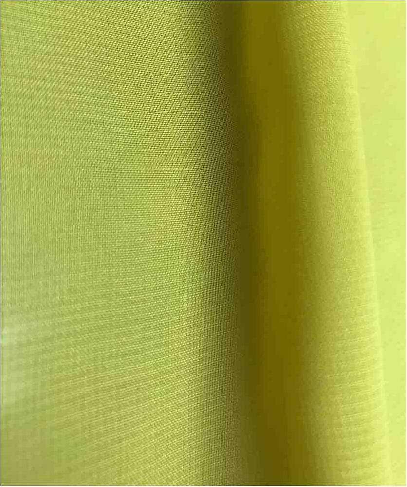 MULTI-HI / MUSTARD 1342 / 100% Polyester Hi-Multi Chiffon