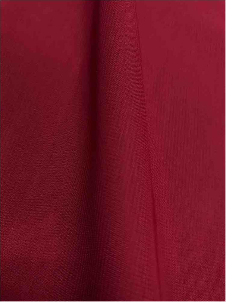 MULTI-HI / BURGUNDY/L 1539 / 100% Polyester Hi-Multi Chiffon
