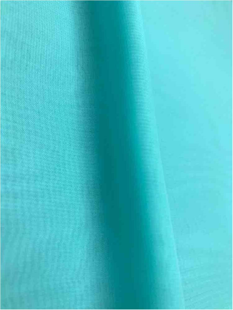 MULTI-HI / VISTA BLUE 1124 / 100% Polyester Hi-Multi Chiffon