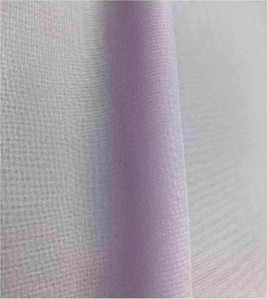 MULTI-HI / LILAC 1172 / 100% Polyester Hi-Multi Chiffon