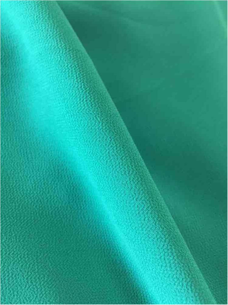 CREPE CHIFFON / JADE 2000 / 100% Polyester Crepe Chiffon