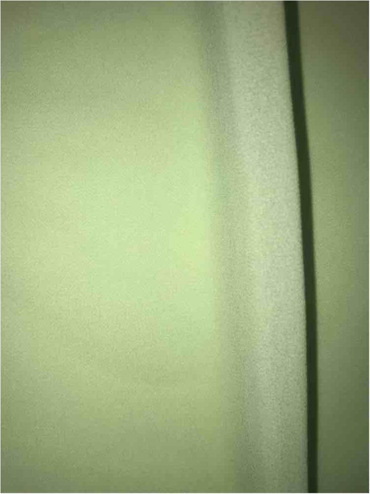 CREPE CHIFFON / SAGE 1152 / 100% Polyester Crepe Chiffon