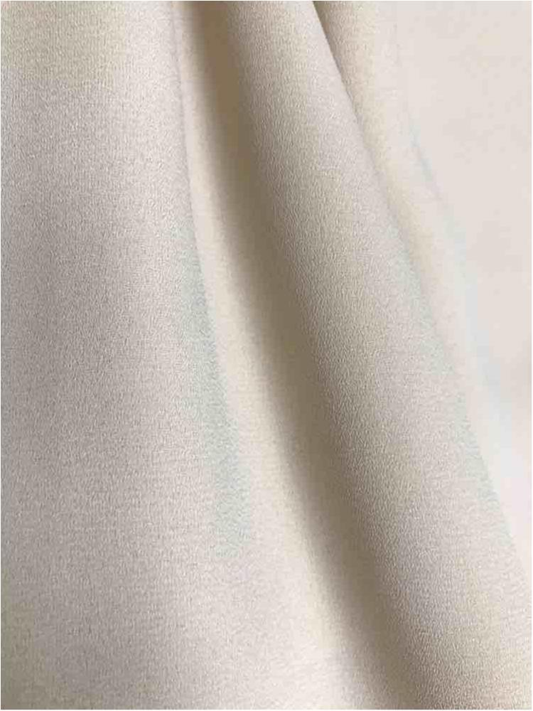 WOOL DOBBY / BEIGE 9940 / 100% Polyester Wool Dobby