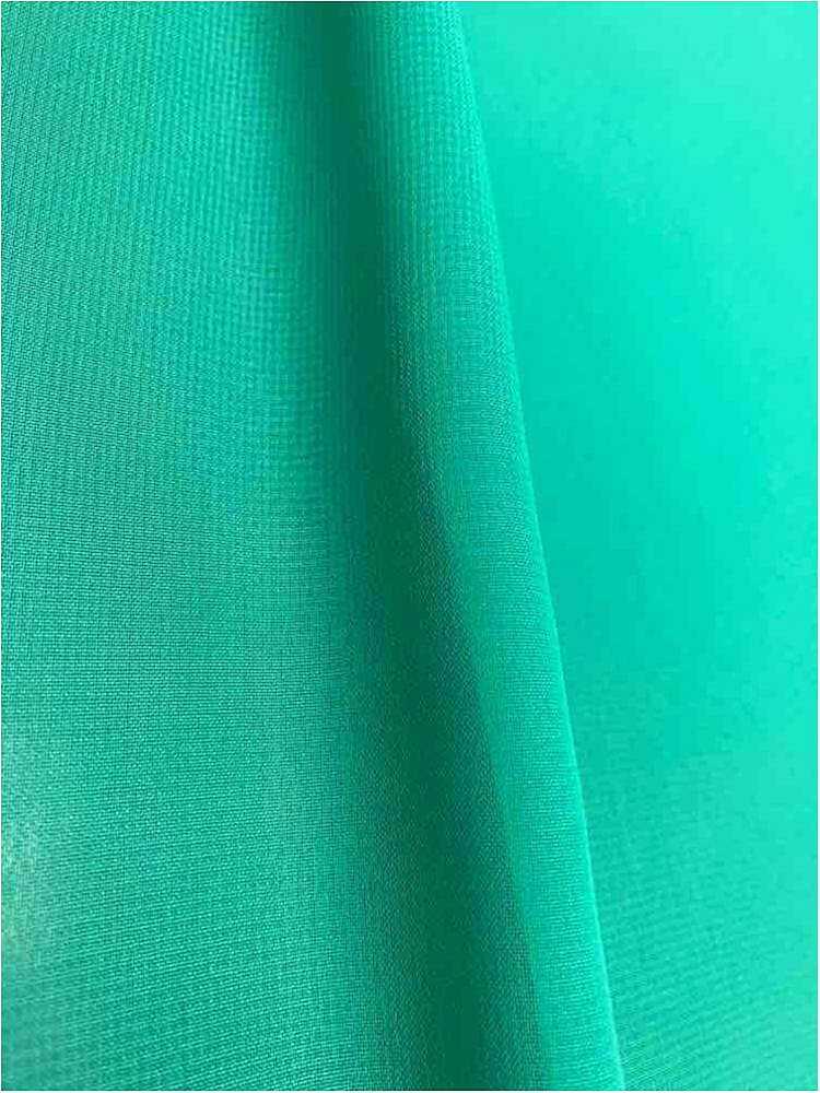 MULTI-HI / EMERALD 5638 / 100% Polyester Hi-Multi Chiffon