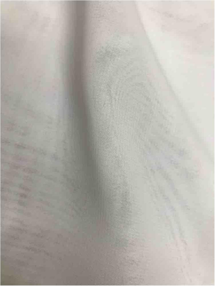 MULTI-HI / IVORY 1114 / 100% Polyester Hi-Multi Chiffon