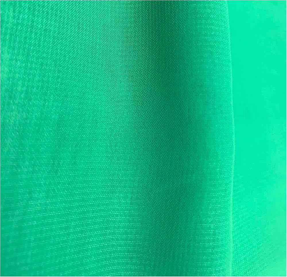 MULTI-HI / EMERALD 5641 / 100% Polyester Hi-Multi Chiffon