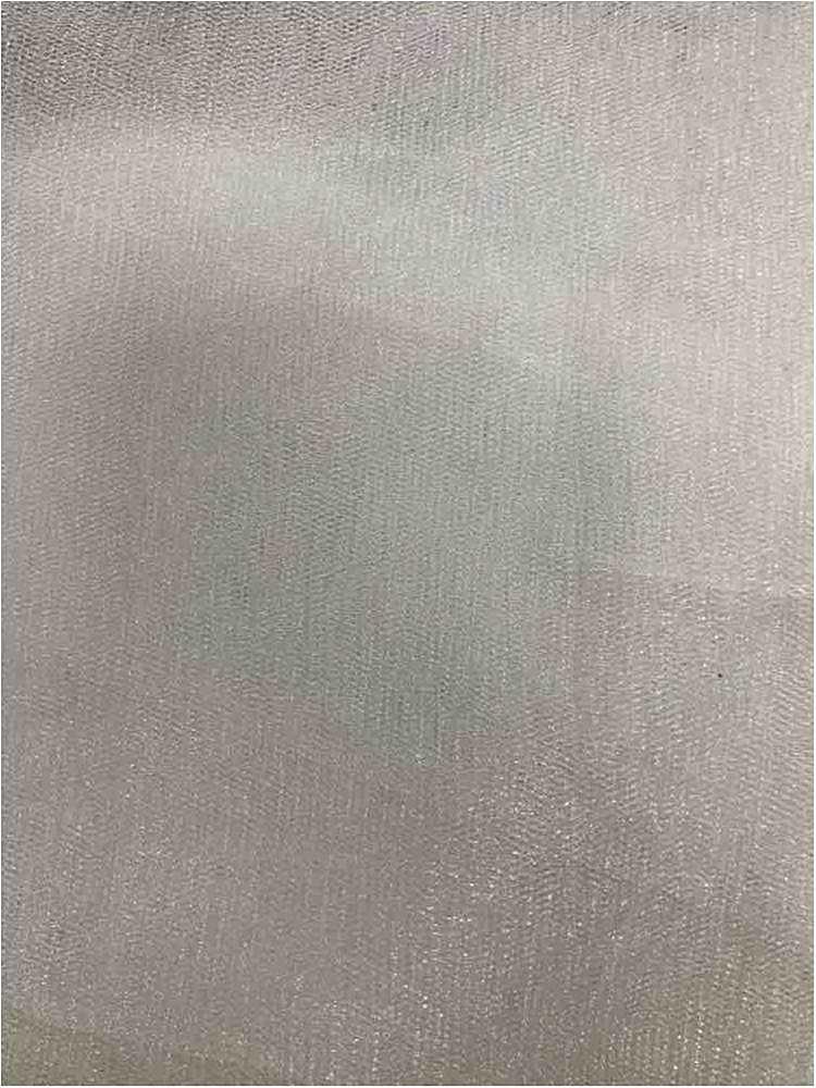 SHINY MESH / IVORY / 100% Polyester Shiny Mesh