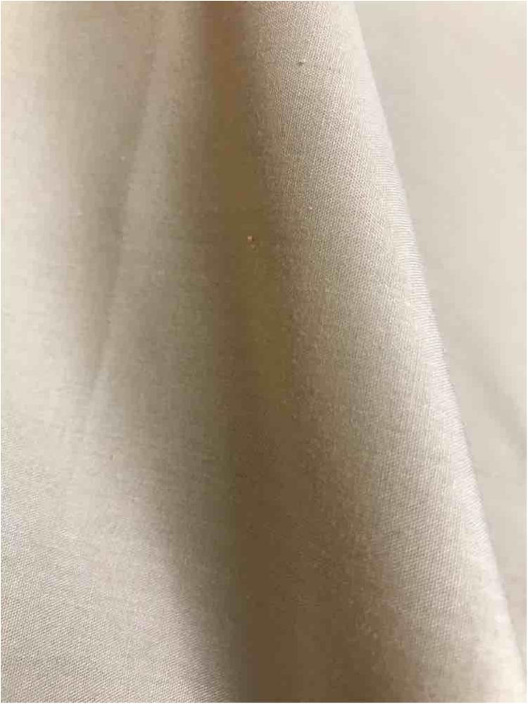 T/C80/20 / TAUPE/D 384 / 80% POLY 20% Cotton Broadcloth