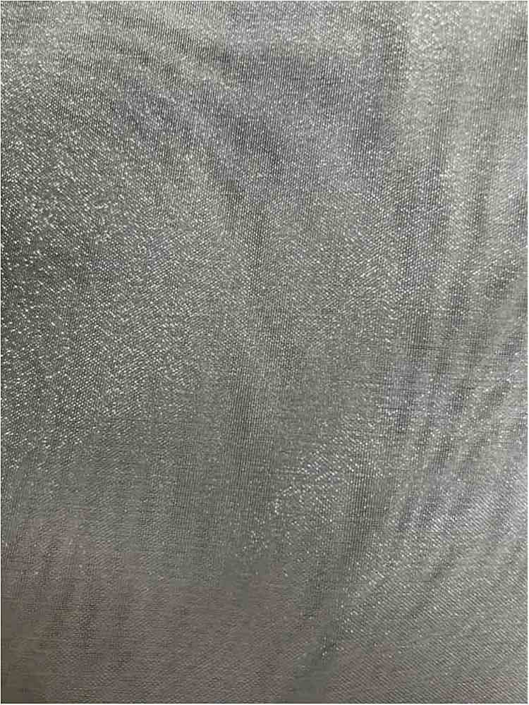 101 CRYSTAL / WHITE 712 / 100% Polyester Crystal Organdy