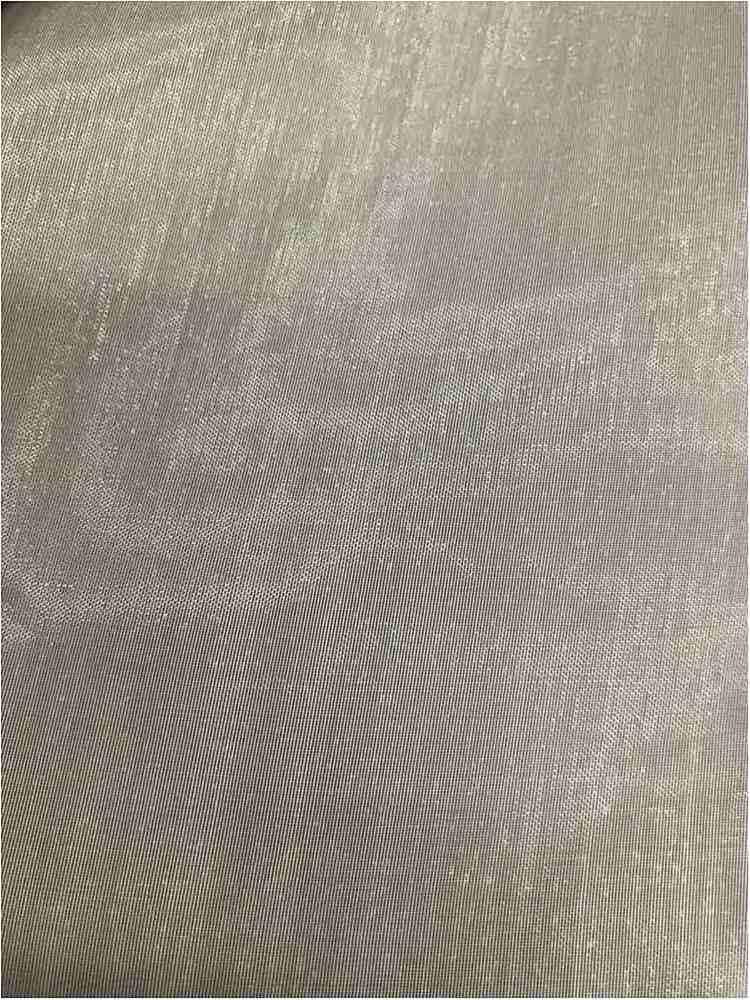 100 ORG/MIR / BLACK 24 / 100%Polyester Mirror Organza
