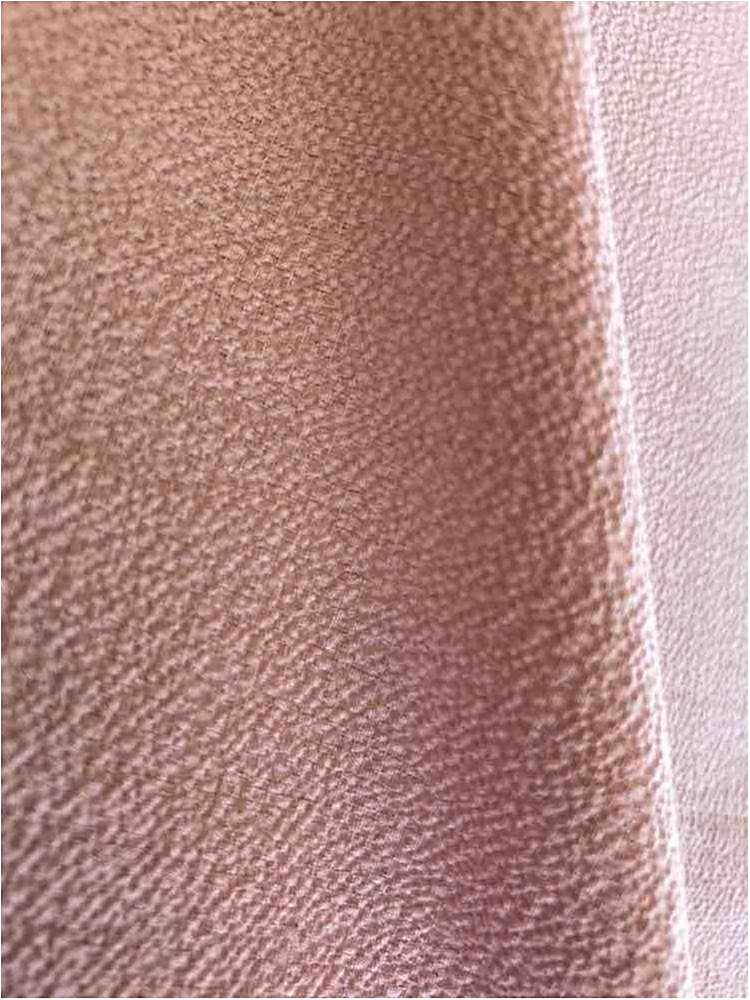 BUBBLE CREPE / DUSTY ROSE 1161 / 100% Polyester Bubble Crepe