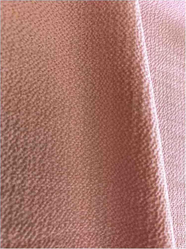 BUBBLE CREPE / ROSE BLUSH 0126 / 100% Polyester Bubble Crepe
