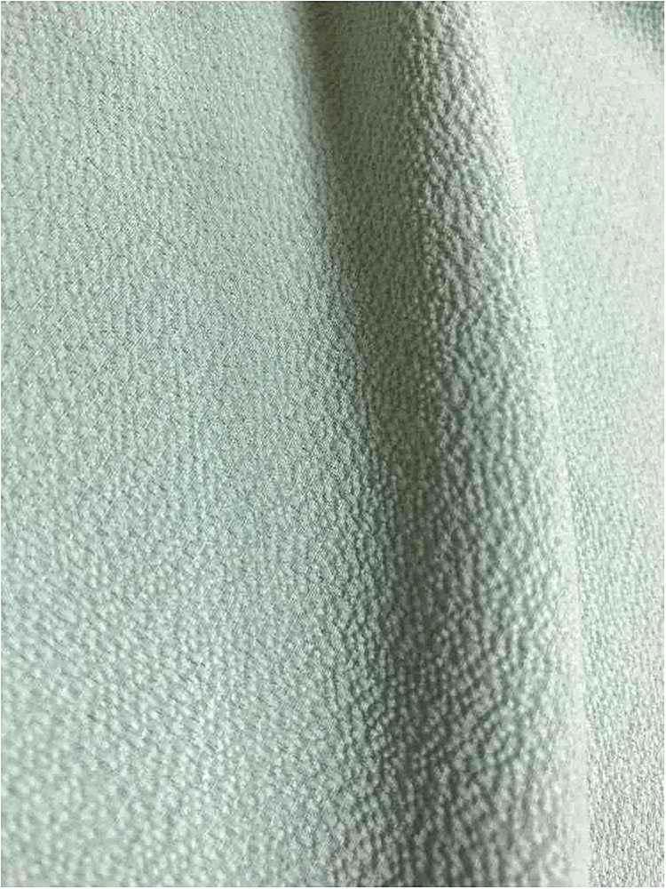 BUBBLE CREPE / SAGE/MINT 0750 / 100% Polyester Bubble Crepe