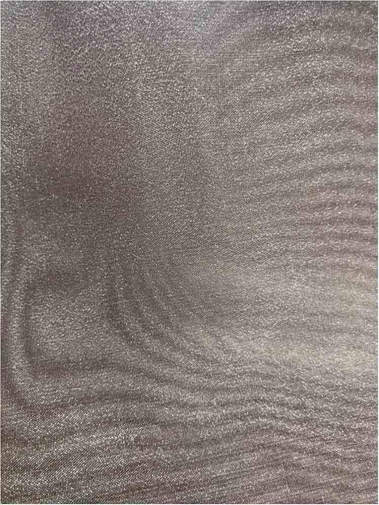 101 CRYSTAL / LAVENDER 838 / 100% Polyester Crystal Organdy