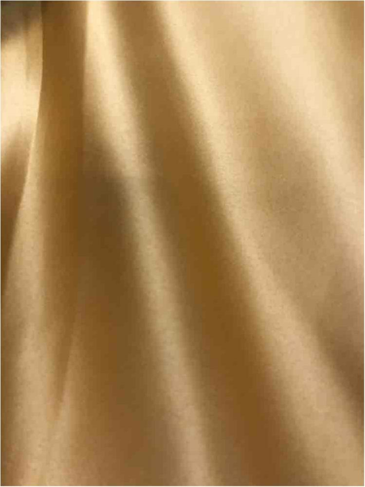 PRC/DULLSATIN / GOLD/ANTIQUE 9384 / 100% Polyester Dull Satin