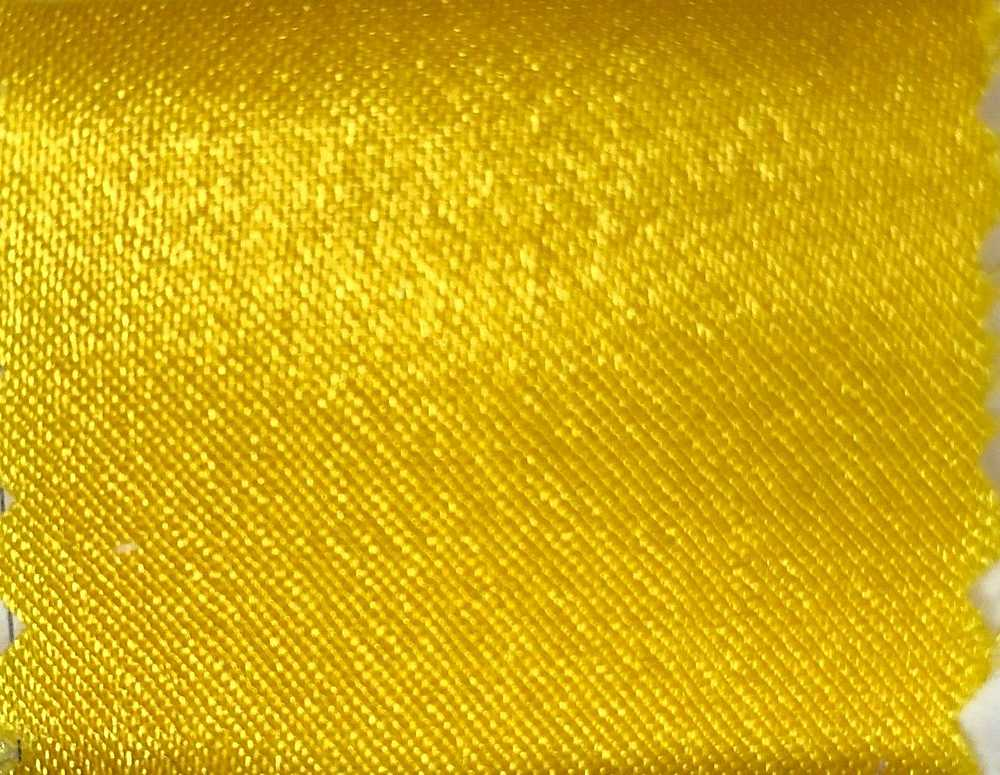BACK CREPE / YELLOW/D 1336 / 100% Polyester Back Crepe Satin