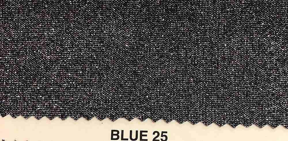 LUREX BONDING / BLUE 25 / 100% POLYESTER LUREX GLITTER BONDING
