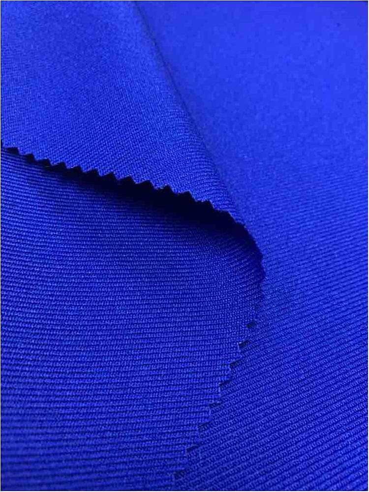 GABARDINE / ROYAL 148 / 100% Polyester Gabardine