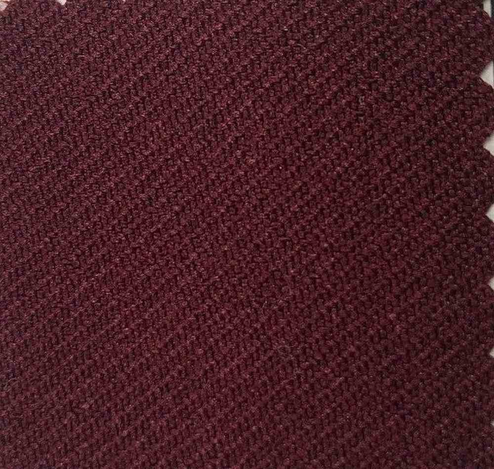 GABARDINE / BURGANDY 232 / 100% Polyester Gabardine