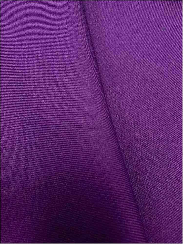 GABARDINE / PURPLE 158 / 100% Polyester Gabardine