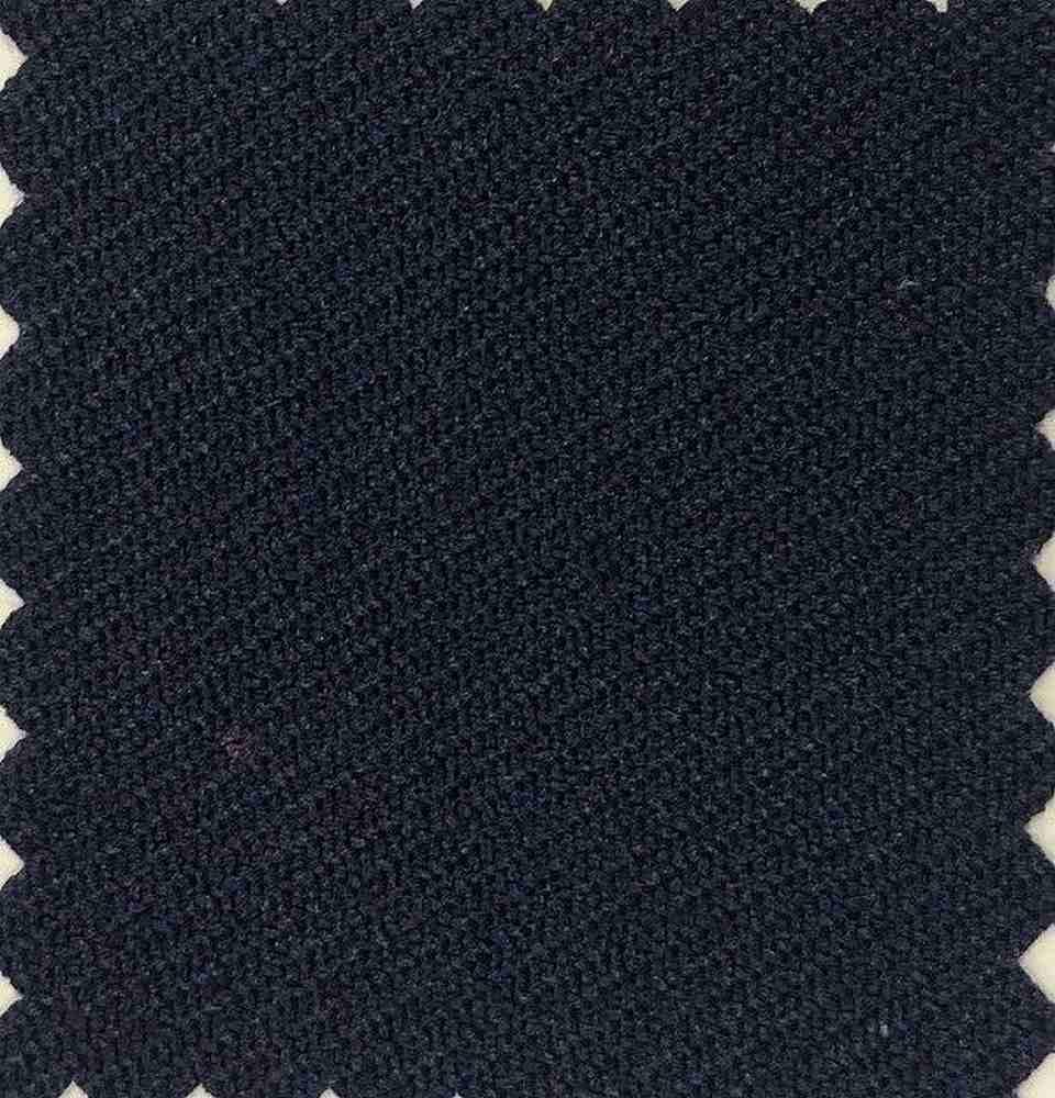 GABARDINE / NAVY 145 / 100% Polyester Gabardine