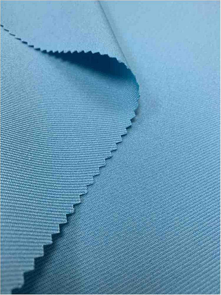 GABARDINE / TURQUOISE 141 / 100% Polyester Gabardine