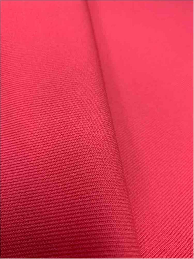 GABARDINE / CORAL 200 / 100% Polyester Gabardine