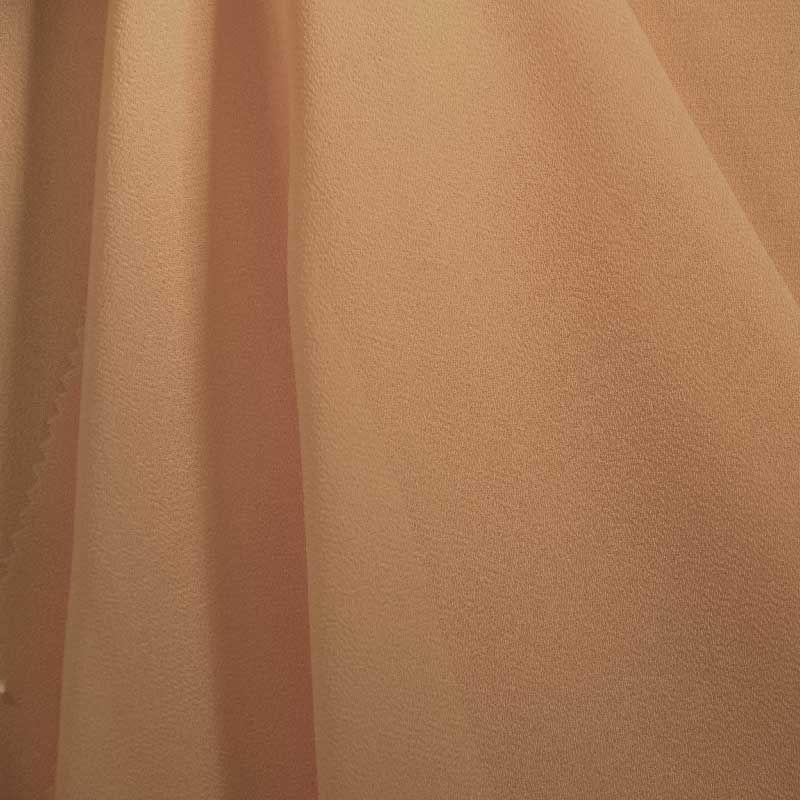 PEBBLE 200 / BEIGE 325 / 100% Polyester Pebble Georgette