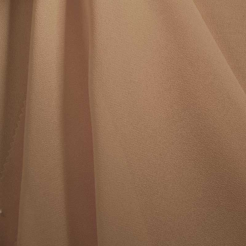 PEBBLE 200 / TAUPE 324A / 100% Polyester Pebble Georgette