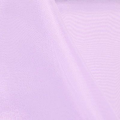 101 CRYSTAL / LILAC 410 / 100% Polyester Crystal Organdy