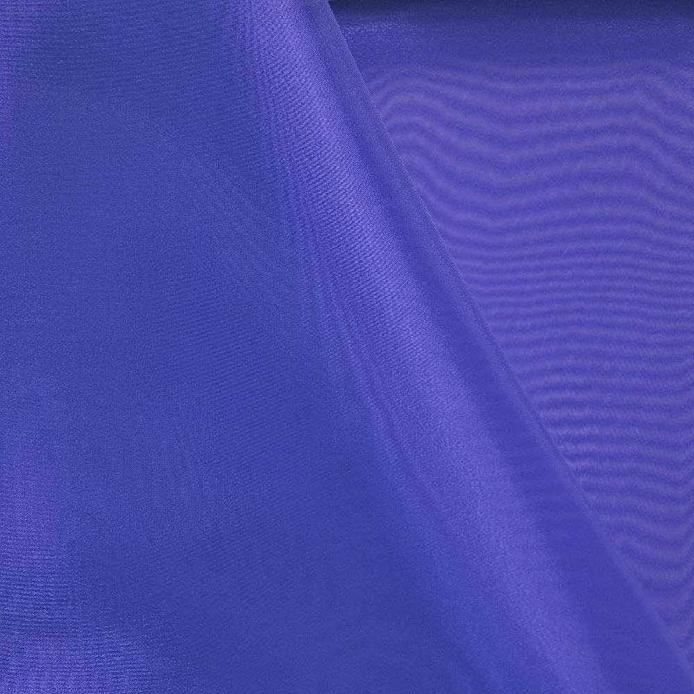 101 CRYSTAL / ROYAL 647 / 100% Polyester Crystal Organdy