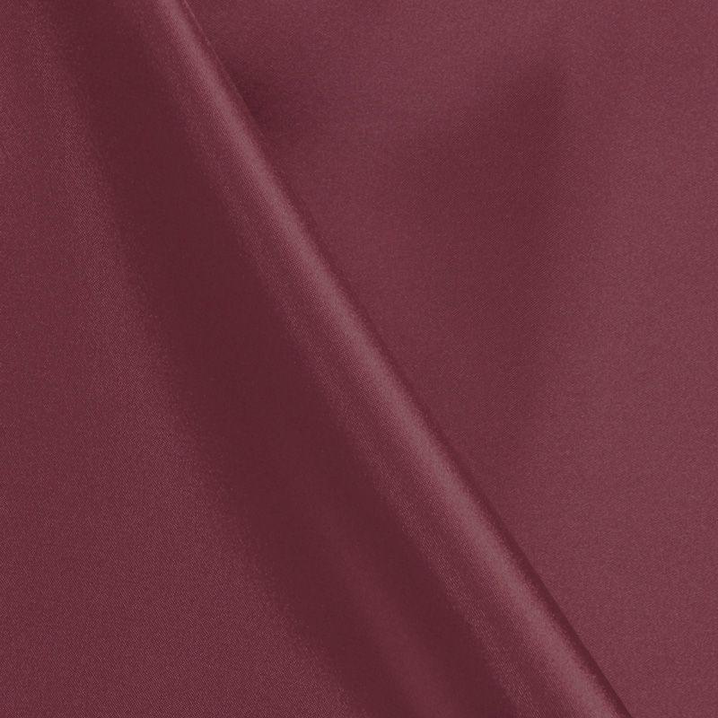 CHA6150 / BURGUNDY 232 / 100% Polyester Charmeuse [KOREA]