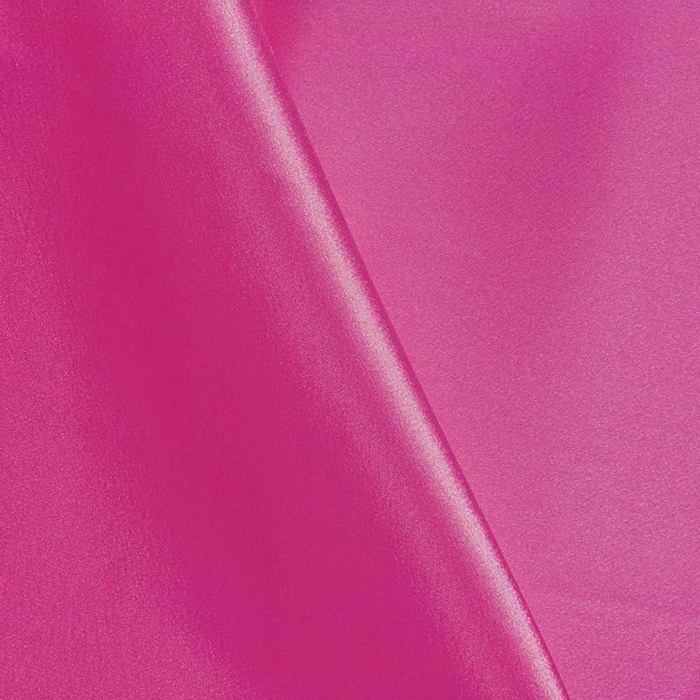 CHA6150 / FUCHSIA 396 / 100% Polyester Charmeuse [KOREA]