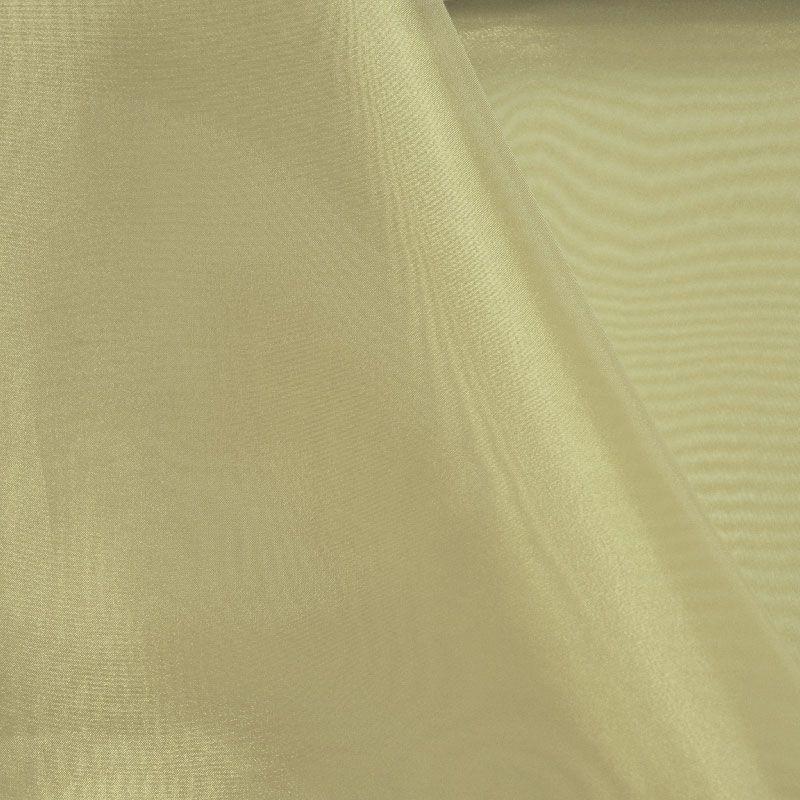 101 CRYSTAL / SAGE 754 / 100% Polyester Crystal Organdy