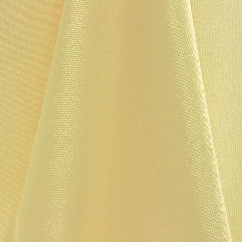 CHA6150 / BANANA-M 181 / 100% Polyester Charmeuse [KOREA]
