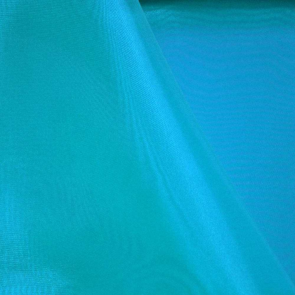 101 CRYSTAL / TURQUOISE 941 / 100% Polyester Crystal Organdy