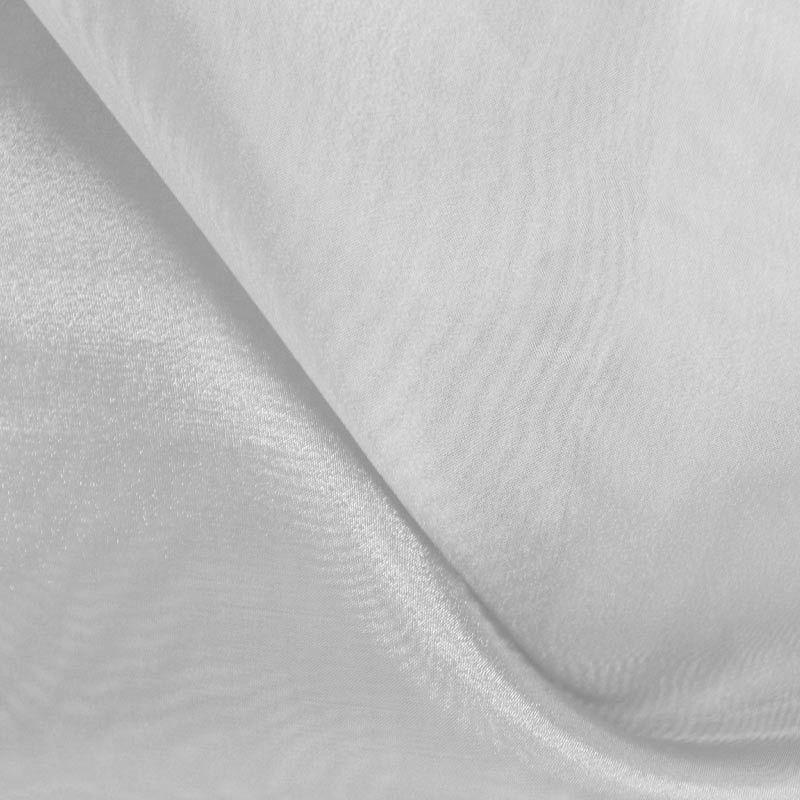 101 CRYSTAL / SILVER 922 / 100% Polyester Crystal Organdy