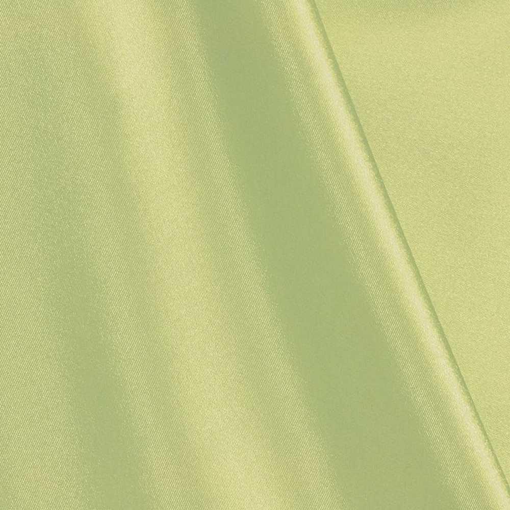 CHA6150 / APPLE GREEN 829 / 100% Polyester Charmeuse [KOREA]
