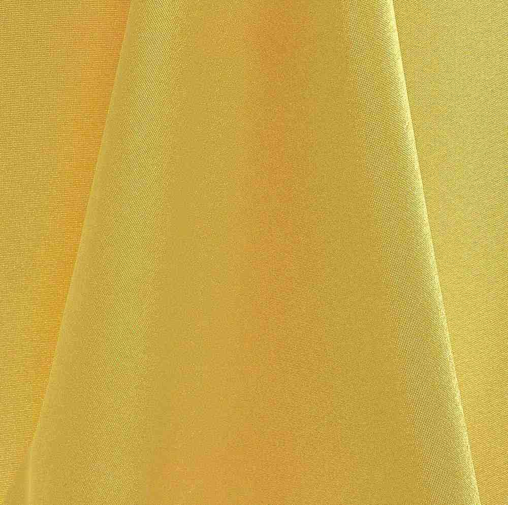 CHA6150 / YELLOW 30 / 100% Polyester Charmeuse [KOREA]