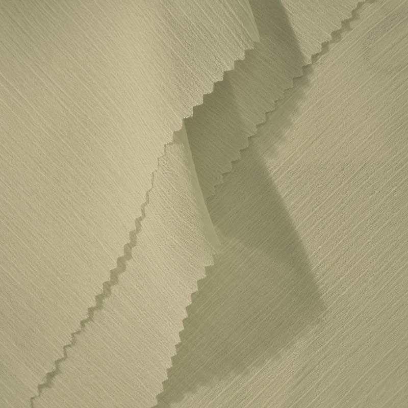 YORYU 060 / SAGE/L 152 / 100% Polyester Chiffon Yoryu